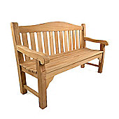 BrackenStyle Oxford Teak Bench - 3 Seater