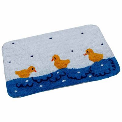 Homescapes Duck Pond Bath Mat