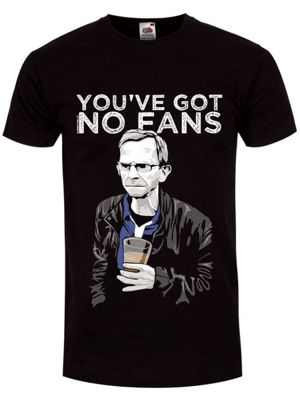 You've Got No Fans Men's T-shirt, Black.