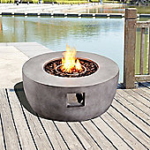 Peaktop Outdoor Garden Patio Heater Gas Fire Pit Burner HF36501AA