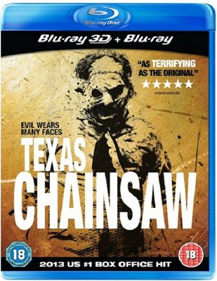 Texas Chainsaw Massacre (3D Blu-ray)