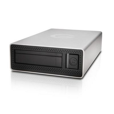 G-Technology G-DOCK ev Solo Black Silver USB 3.0 Mac/Windows 726g