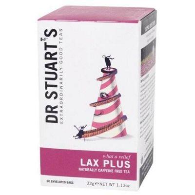 Dr Stuart's Lax Plus Tea