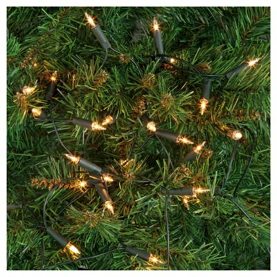 Buy Tesco 100 Clear Fairy Christmas Lights From Our All