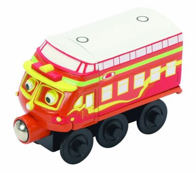 Chuggington Wooden Decka - Action Figures