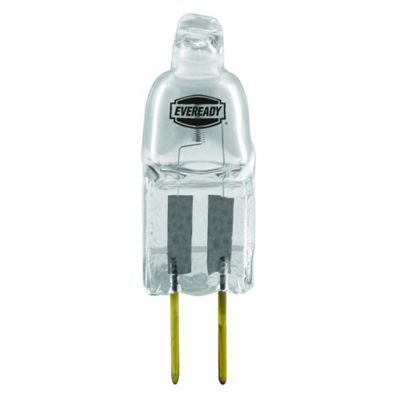 Low Voltage G4 10W Halogen CaPower Supplyle Bulb Twin Pack