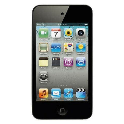 Apple iPod Touch 4th Generation, 16GB, Black
