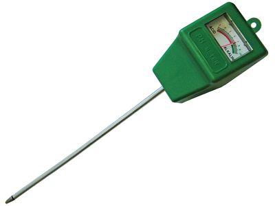 Faithfull pH Meter 200mm Long Probe