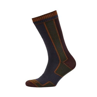 Sealskinz Walking Sock Green XL