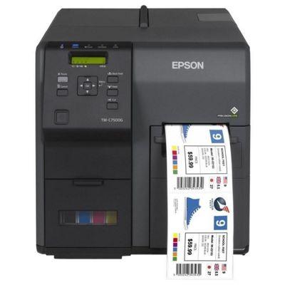 Epson ColorWorks C7500G (312) Inkjet Printer - Colour - Desktop - Label Print