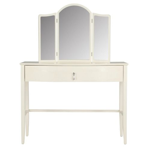Rochelle Dressing Table With Mirror