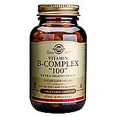 """Solgar Formula Vitamin B-Complex """"100"""" Vegicaps 100"""