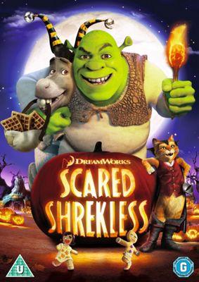 Scared Shrekless - Tesco Exclusive (DVD)