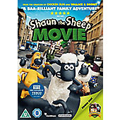 Shaun The Sheep The Movie: Tesco 2 Disc Exclusive DVD