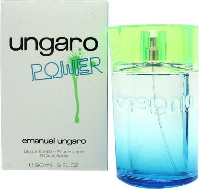 Emanuel Ungaro Power Eau de Toilette (EDT) 90ml Spray For Men