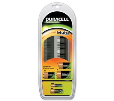Duracell 75044676 Multi Charger