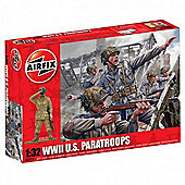 WWII U.S. Paratroops (A02711) 1:32