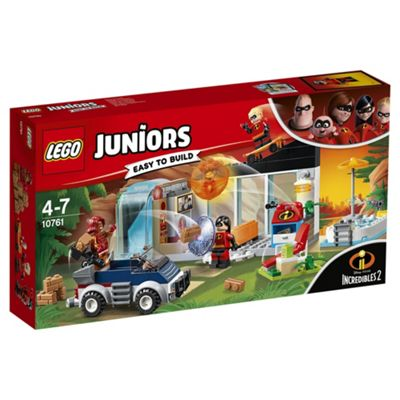 Lego Juniors The Great Home Escape 10761