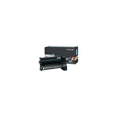 Lexmark C782 Programme Print Cartridge (15K) - Cyan