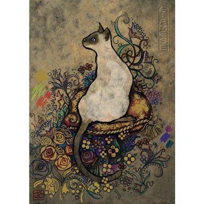 Cats - Siamese - 1000pc Puzzle