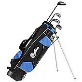 Confidence Childrens Junior Golf Clubs Set/ Bag 8-12 Lh