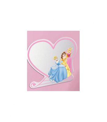 Disney Princess Mirror - 30 cm H x 50 cm W
