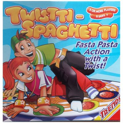 Twistti Spaghetti Game