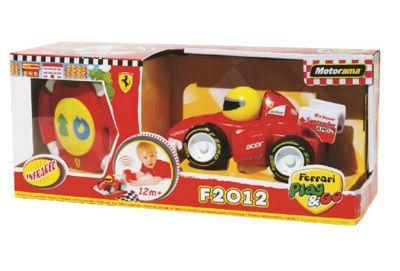 Ferrari Play & Go F2012 Remote Control Vehicle