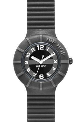 Hip Hop Unisex Numbers Black Tie Strap Watch HWU0128