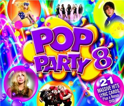 Pop Party 8