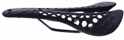 Ammaco Lightweight Aero Road Bike Saddle Black