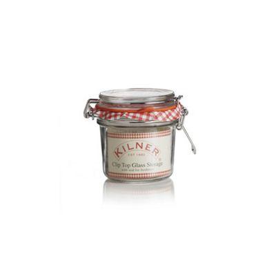 Kilner 0.35 Litre Round Cliptop Jar