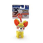 Pokemon XY Plush Keychain - Fennekin