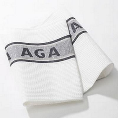 Aga Tea Towel - black