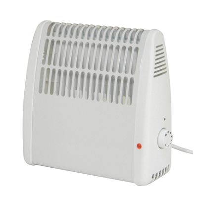Prem-i-air 400 W Frost Protection Heater - White