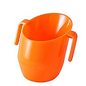 Doidy Cup - Orange - SOLID COLOUR