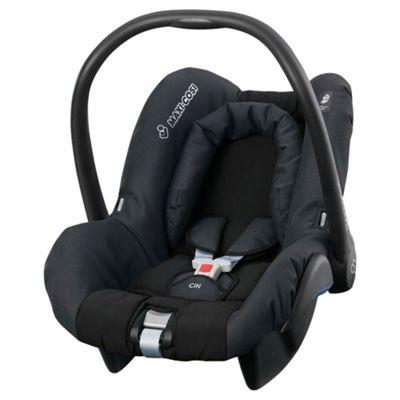 Maxi Cosi Citi SPS Car Seat, Group 0+, Stone