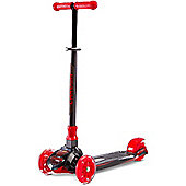 Caretero Carbon Scooter (Red)