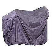 Mobility Scooter Weather Cover - Medium - Covers 1210x560mm floor space