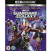Guardians of The Galaxy Vol. 2 4K Ultra HD Blu-ray