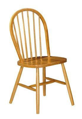 Charming Solid Pine Chair