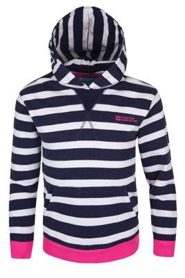 Mountain Warehouse Pipit Stripe Kids Hoodie ( Size: 11-12 yrs )