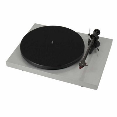 Project Debut Carbon DC Turntable (Light Grey)