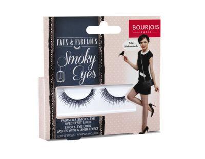 Bourjois Faux and Fabulous False Lashes Smoky Eye