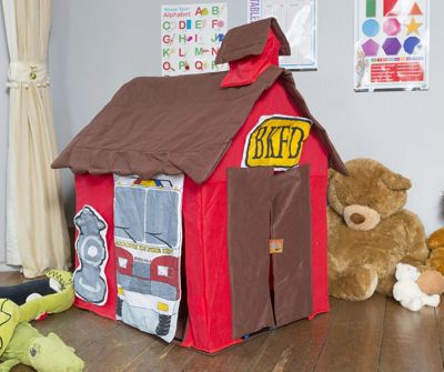 Bazoongi Firestation Play Tent by JumpKing