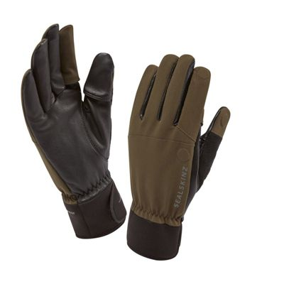 Sealskinz Mens Sporting Glove Olive S