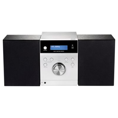 buy tesco dms1702 dab and fm hifi microsystem with cd. Black Bedroom Furniture Sets. Home Design Ideas