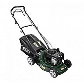 "WEBB R18SP 18"" Self Propelled Petrol Rotary Lawnmower"