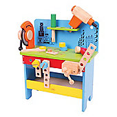 Bigjigs Toys Powertools Workbench