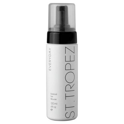 St Tropez Everyday Gradual Tan Mousse 120ml
